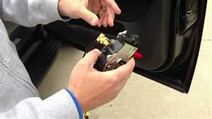 Front Door Lock Actuator Replacement