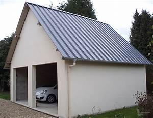 Tole Bac Acier Isolante : tole bac acier couleur zinc ~ Melissatoandfro.com Idées de Décoration