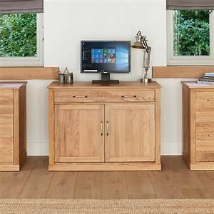 Mobel Oak Hidden Home Office Workstation Was 66000 Now