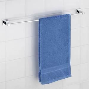 Fixation Tableau Sans Trou : porte serviettes mural san remo fixation sans trou wenko ~ Melissatoandfro.com Idées de Décoration