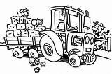 Tractor Coloring Crops Fendt Printable Kleurplaten Kleurplaat Tractors Tracteurs Traktor Dessin Coloriage Take Deere John Malvorlagen Kinder Away Kf33 Verjaardag sketch template