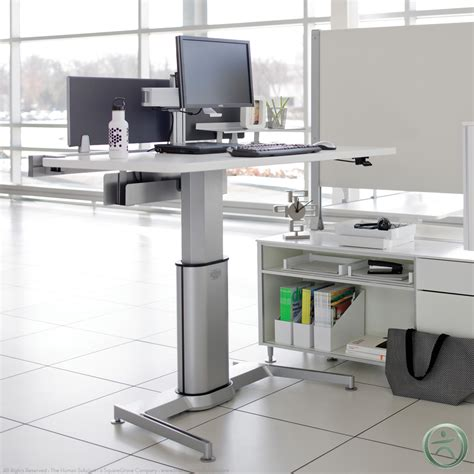 Airtouch Adjustable Height Desk by Shop Steelcase Airtouch Height Adjustable Desks