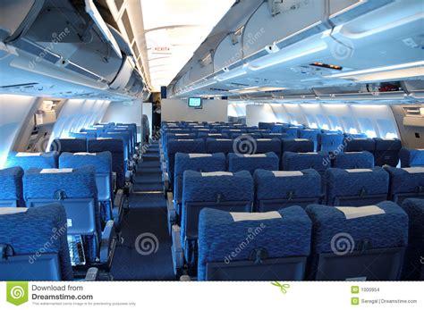 Airbus A330 Interior Stock Photo Image Of Cabin, Empty