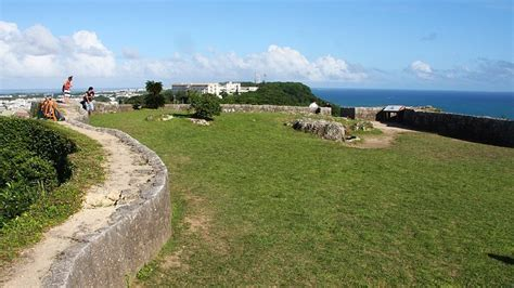 okinawa travel katsuren castle ruins