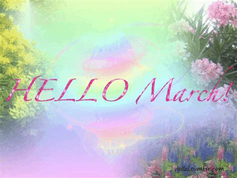 Hello march pics wallpapers 2016
