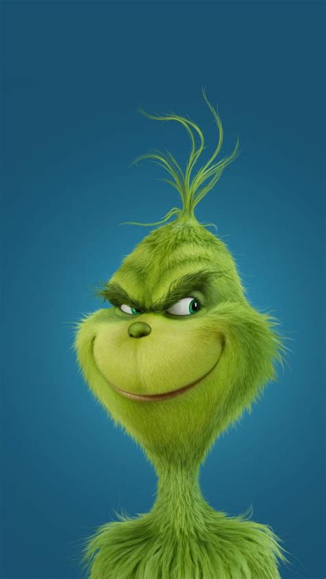 wallpaper   grinch stole christmas grinch green