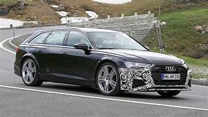 Prix Audi Rs6 : new audi rs6 avant spied with barely any camouflage ~ Medecine-chirurgie-esthetiques.com Avis de Voitures