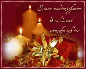 Schöne Weihnachten Grüße : 3 advent g stebuch bilder wunderschoenen 3 ~ Haus.voiturepedia.club Haus und Dekorationen