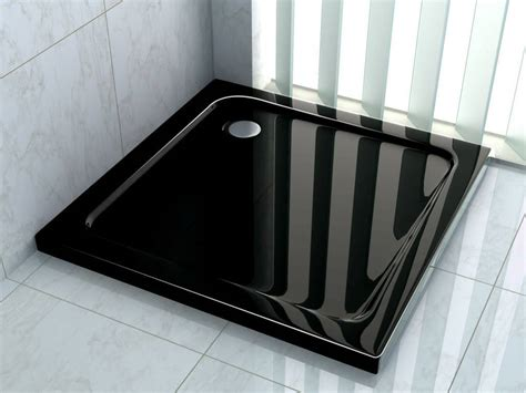 een vierkante douchebak compact en mooi sanidreamnl
