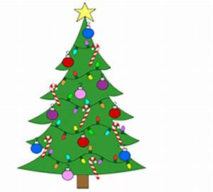 Cartoon Christmas Tree Step by Step Drawing Lesson