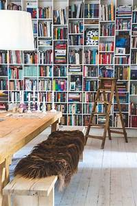 Grande Bibliothèque Murale : 1000 id es sur le th me art murale en bois sur pinterest ~ Teatrodelosmanantiales.com Idées de Décoration