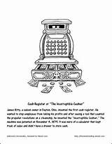 Coloring Milkshake Chocolate Pages Recipe Cash Hockey Register Invented Recipes Mask Worksheets Shake sketch template