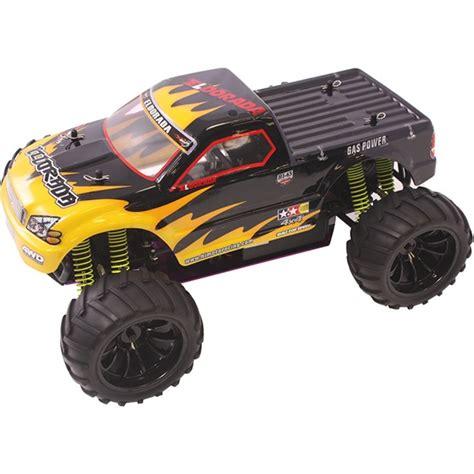 nitro monster 1 10 nitro rc monster truck trail blazer