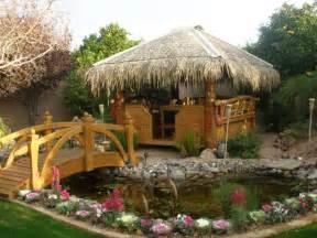 Back Yard Tiki Hut Ideas