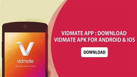 Install & Download Vidmate Apk For Android