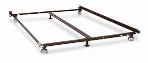 Premium Low Profile Bed Frame Twin FullQueen King By