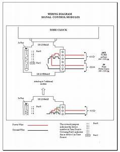 Signal Control Wiring Diagram