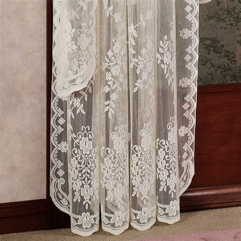 Lace Window Curtains Target by Lace Curtain Panels At Best Office Chairs Home Decorating Tips