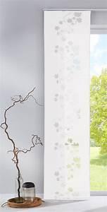 Klettband Für Gardinen : fl chenvorhang schiebegardine mit klettband ausbrenner stoff 856100 ebay ~ Orissabook.com Haus und Dekorationen