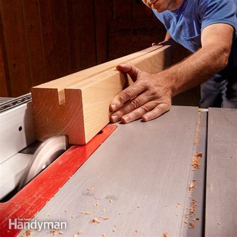 table saw cutting techniques table saw tips and techniques the family handyman