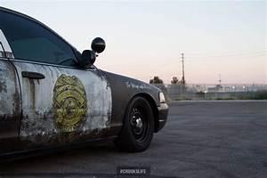 Wrap unit Police Car Style Rust Wrap Skepple Inc