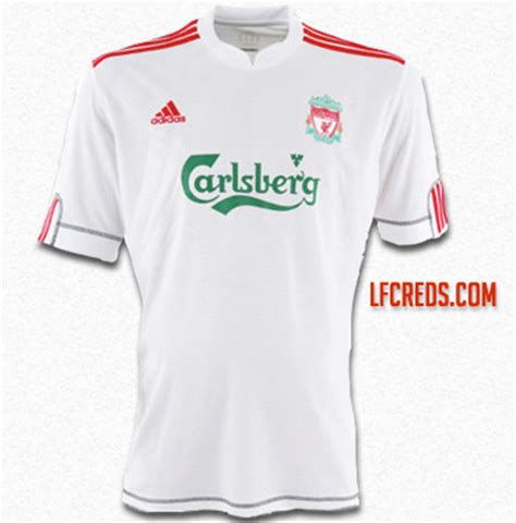 Tshirt Liverpool Edition new liverpool fc 3rd kit 2009 10 anfield