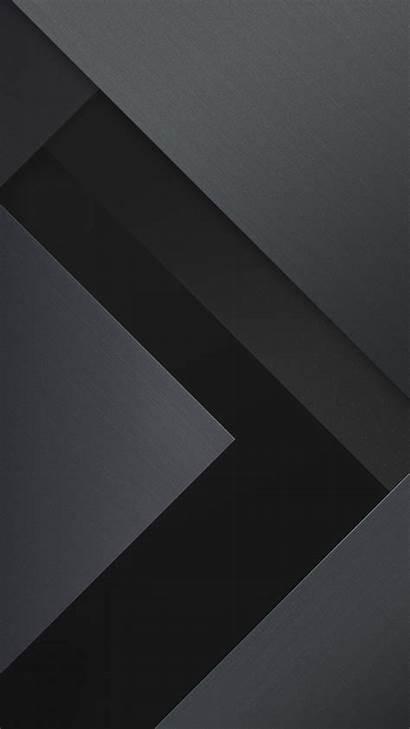 Dark Material Geometric Note Desktop Background Wallpapers