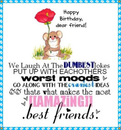 happy birthday best friend letter happy birthday letter to my best friend hubpages 66719