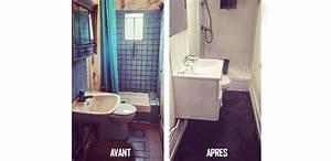 Rénovation Salle De Bain : r novation salle de bain belmard batiment ~ Premium-room.com Idées de Décoration