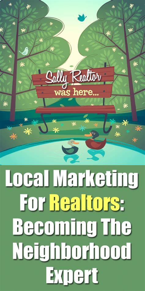 Local Marketing by Local Marketing For Real Estate Agents Becoming The
