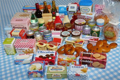 sylvanian families cuisine sylvanian families supermarket food miniatures chani