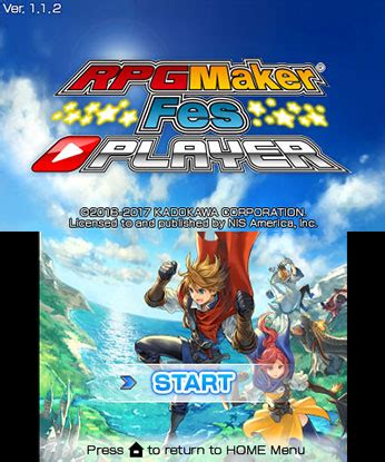 There are 6170 roms for nintendo ds (nds) console. RPG Maker Player for Nintendo 3DS - Nintendo Game Details