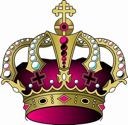 Crown Royal Clip Pink Clipart King Prince
