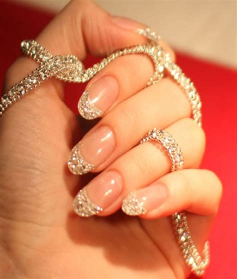 glitter nail designs 8 best glitter nail designs with pictures styles at