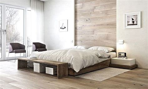 slaapkamer inrichten hout 25 beste idee 235 n over houten slaapkamer op pinterest