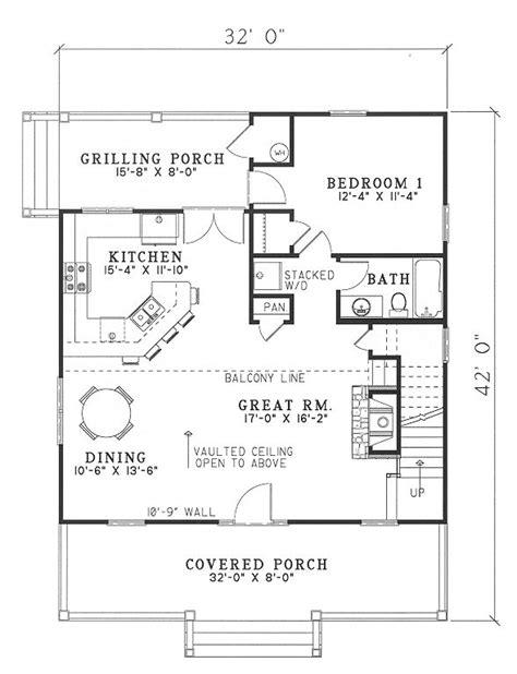 Ideas & Design : Vacation Cottage House Plans ~ Interior