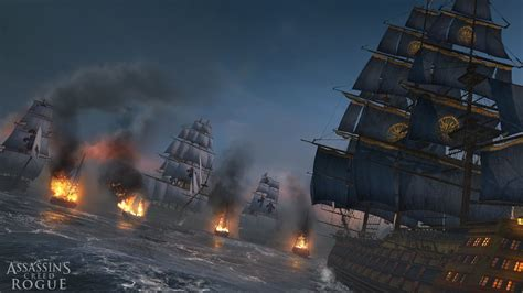 cook siege assassin 39 s creed rogue review rogue rage shacknews