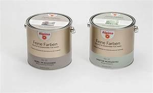 Alpina Farben Feine Farben : feine farben von alpina farben tapeten ~ Eleganceandgraceweddings.com Haus und Dekorationen