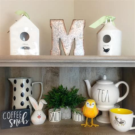 cute rustic decor ideas   cozy easter