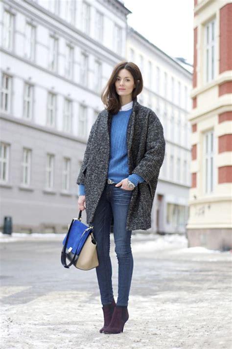 comment porter un manteau 5 looks d hiver avec un manteau gris taaora mode tendances looks