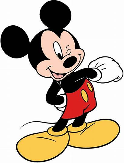 Disney Clipart Mickey Mouse Winking Clip Minnie