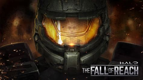 halo the fall of reach available on dvd and vod