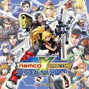 Namco X Capcom MP3 Download Namco X Capcom Soundtracks