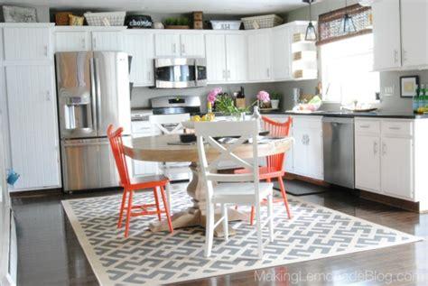 budget friendly modern white kitchen renovation home