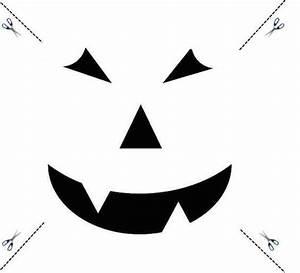Kürbis Schnitzen Vorlage : halloween k rbis gesicht schnitzen vorlage 2 muster und ~ Lizthompson.info Haus und Dekorationen