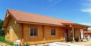 Style De Maison : style de maison bois ~ Dallasstarsshop.com Idées de Décoration