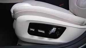 Seat Comfort Controls