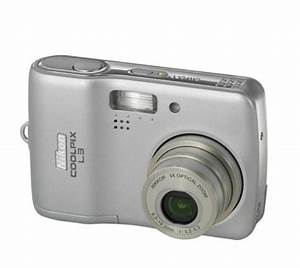 Nikon Coolpix L3 Manual  Free Download User Guide Pdf