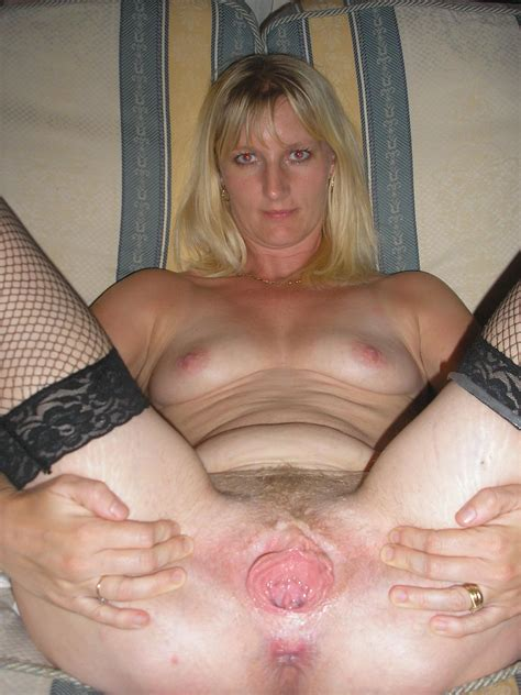 Porn Pic From Housewife Hooker Blond Milf Spreading Pussy And Ass Sex Image Gallery