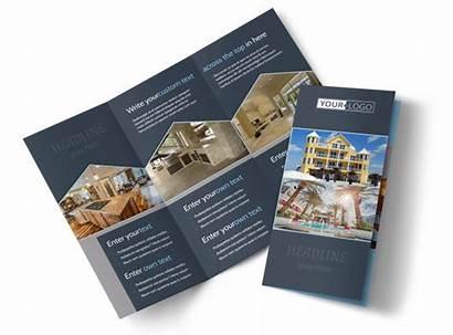 Brochure Condominium Template Complex Apartment Templates Brochures